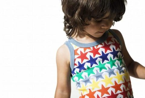 Organic kids' clothes