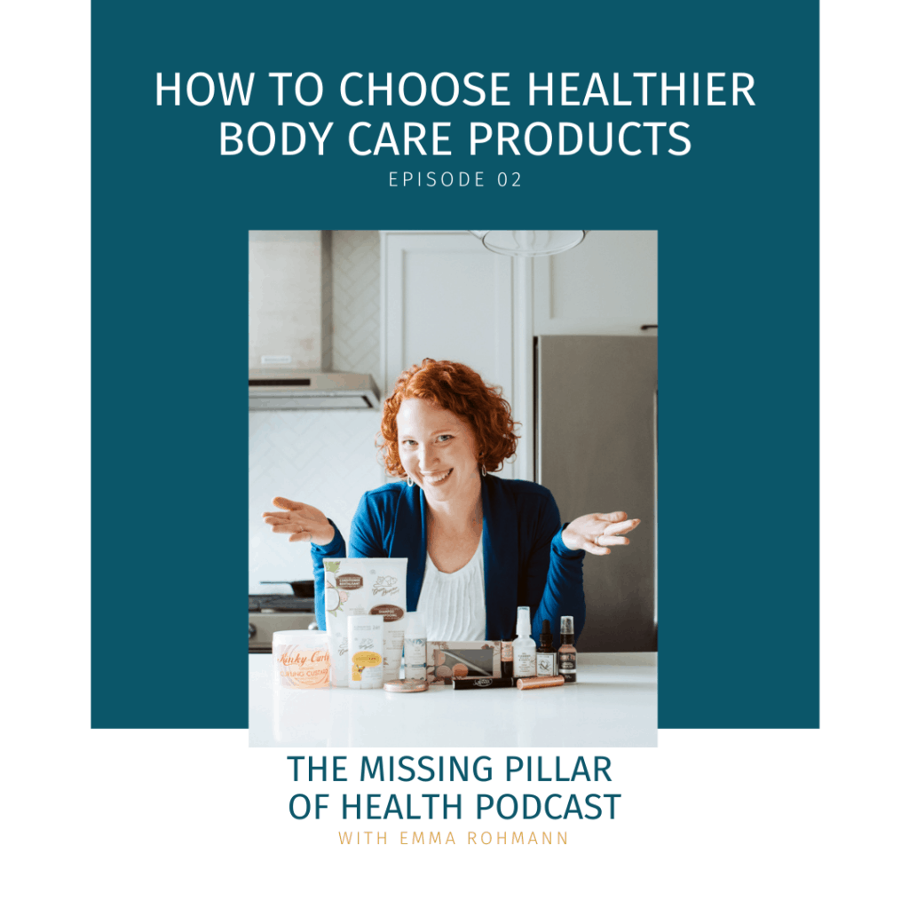Podcast: How to Choose Healthier Products Cover Art