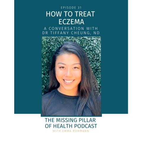How To Treat Eczema Cover Art